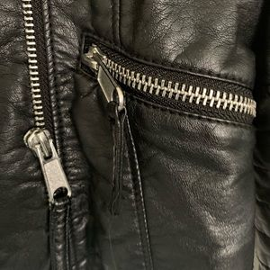 Divided Jackets & Coats - Faux Leather Jacket